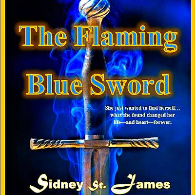 Episode 007: A Long Cold Winter and the Making of The Flaming Blue Sword, a Paranormal Romance