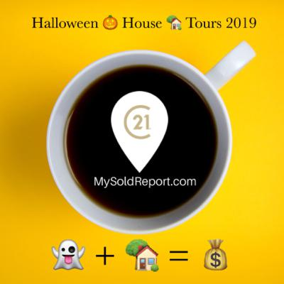 Episode 146: Halloween 🎃 House 🏚 Tours 2019