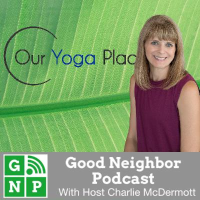 EP #495: Our Yoga Place with Nancy Gerald