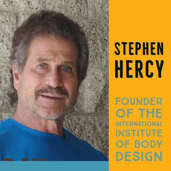 Stephen Hercy AKA Dr. Fitness USA   Ep 47