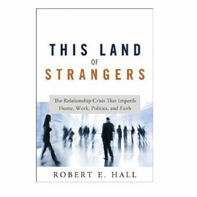 Podcast 804 - This Land of Strangers with Robert Hall