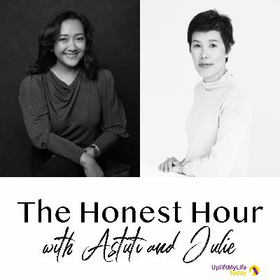 #41 - The Honest Hour - A journey of liberation - from dysfunctional marriage to a thriving life