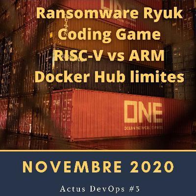 🗞 Actu DevOps #3  - Novembre 2020