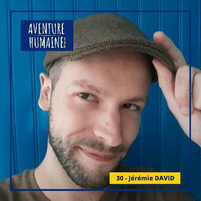 #30 - 🎙 Jérémie DAVID - Dirigeant de la Cordée 🧗🏻♀️, espaces de coworking bienveillants !