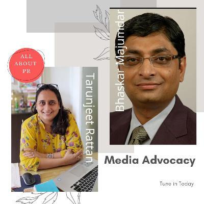 Ep 12 : Media Advocacy