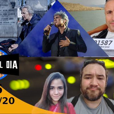Nando Agueros   Patria   Ponte al día 296 (25/09/20)