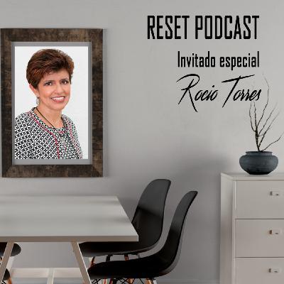Invitada especial Rocio Torres - RESET