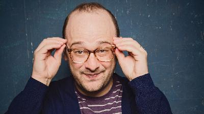 Desus & Mero Writer Josh Gondelman On Making A Late Night Talk Show During COVID-19