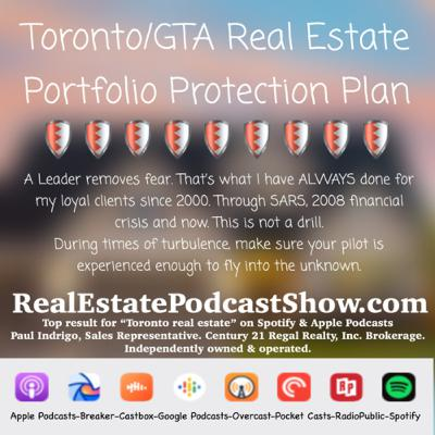 🛡SPECIAL REPORT 🛡 Toronto/GTA Real Estate 🏡 Portfolio Protection Plan is here for you