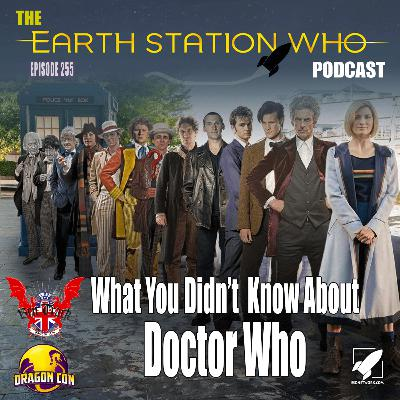Earth Station Who - What You Didn't Know About Doctor Who