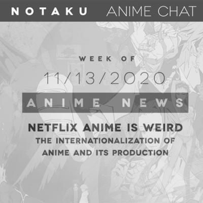 Netflix Anime is Weird
