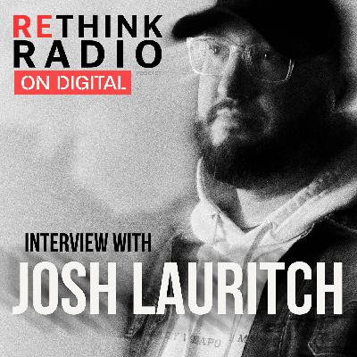 The Power Behind Stories - Interview with Josh Lauritch (EP9)