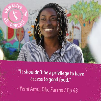 Farming for the Future with Yemi Amu of Oko Farms