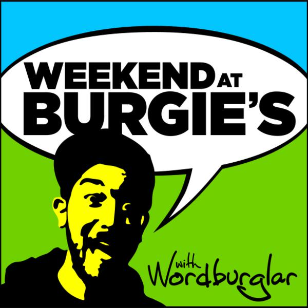 EPISODE 30 – Weekend At Burgie's Tour Special 2 w/ R-LEX The Robot Alex Kennedy