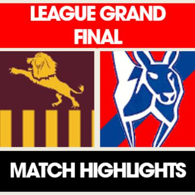 SWFL League Grand Final Highlights - HBL Lions vs Eaton Boomers