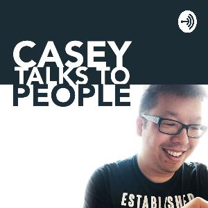9. Casey talks to Sarah Daniele