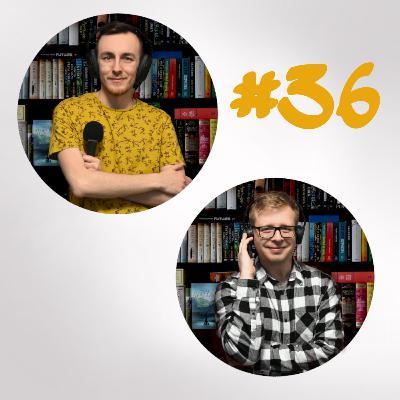 BOOKowisko #36 | Od Lema do Filipowicza, czyli różności literackie
