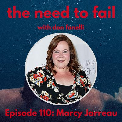 Episode 110: Marcy Jarreau