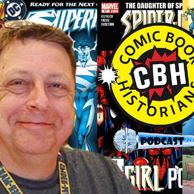 Ron Frenz: Marvelous Comic Artist part 3 with Alex Grand & Jim Thompson