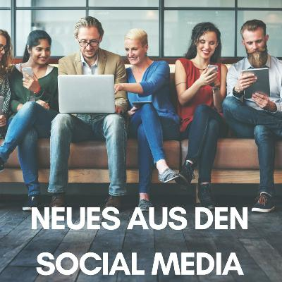 Neues aus dem Social Media 13: Facebook Live, Instagram Direct, Facebook Jobs und WhatsApp