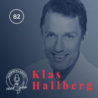 82. Klas Hallberg – Prata mer om döden!