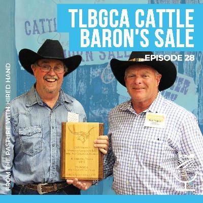 TLBGCA's Cattle Baron's Premier Longhorn Sale