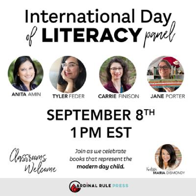 SPECIAL: International Day of Literacy Panel