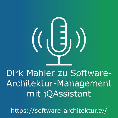 Dirk Mahler zu Software-Architektur-Management mit jQAssistant