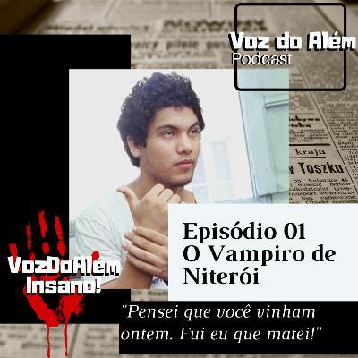 Voz do Além #01 - O Vampiro de Niterói