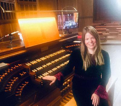 """""""Je größer die Orgel, desto zärtlicher muss sie gespielt werden"""""""