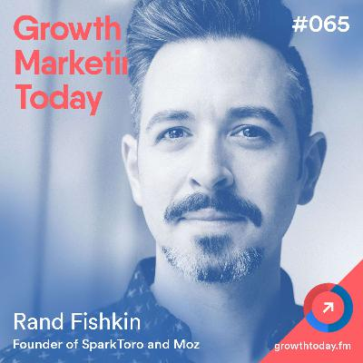 Rand Fishkin: Google Isn't a Search Engine Anymore, but Your Competitor (GMT065)