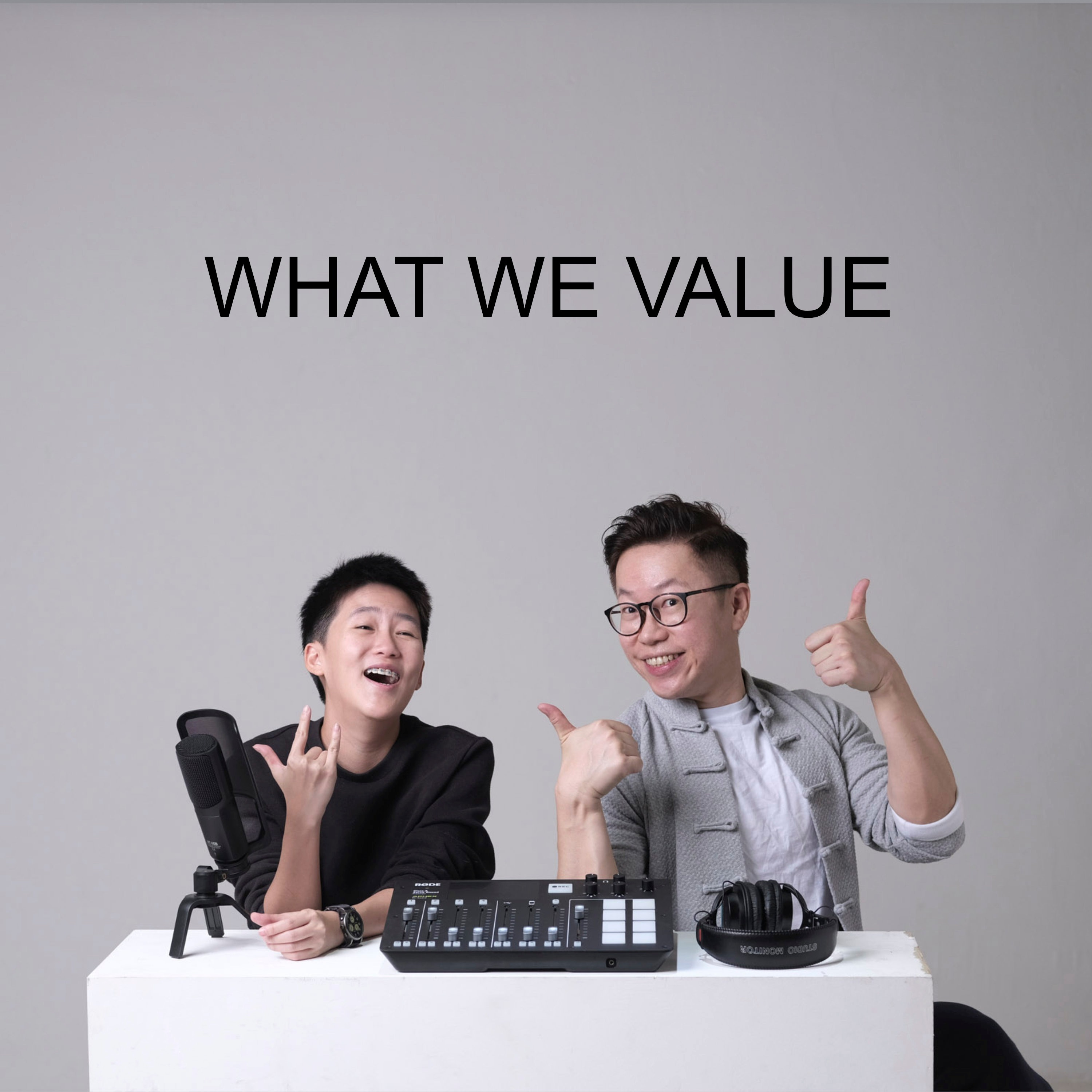 Ep #22 - What We Value