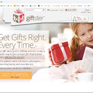 GifSter una solución para regalar y que te regalen lo que te gusta
