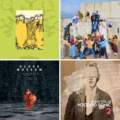 Du mix! TerraceMartin/ParovStelar/K-Lone/Rone/GlassMuseum/VAPA - sorties du 24/04/20 #85