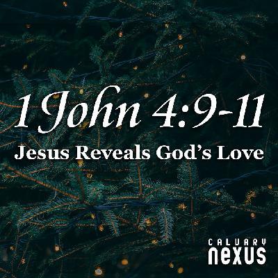 1 John 4:9-11