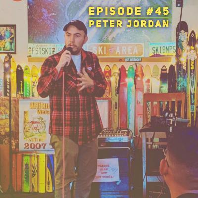 Episode #45 - Peter Jordan