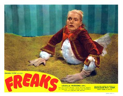 2019 – Day Twenty Six – Freaks