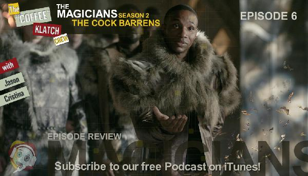 MAGIC - The Magicians S2 Ep6 The Cock Barrens - Westworld
