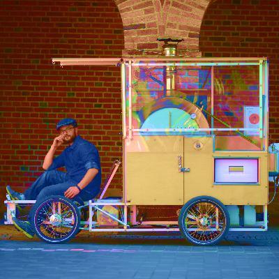 Intervista a Michele Lucarelli, fondatore del progetto Bike & Bake & della Nordic Pizza Academy (ITALIAN)