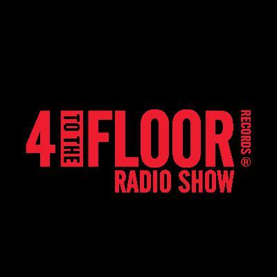 4 To The Floor Radio Show Ep 17 presented by Seamus Haji