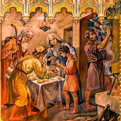 The Second Passover – The Congregation at Prayer for September 25, 2020