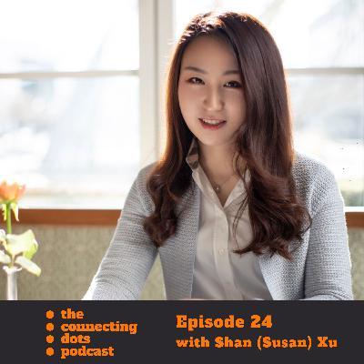 #24: Shan (Susan) Xu's āmasian wedding plans & elite matchmaking platform