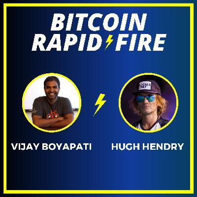 Vijay Boyapati and Hugh Hendry Debate Bitcoin vs Fiat Money