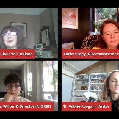 WFT Women Talk Film Panel
