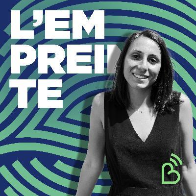 Lucie Basch, fondatrice de Too Good To Go