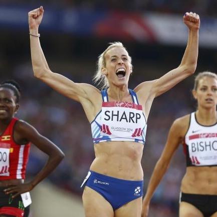 Lynsey Sharp - Double Olympian & Scottish 800m Record Holder