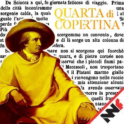 Il rancore di Goethe – Quarta di Copertina