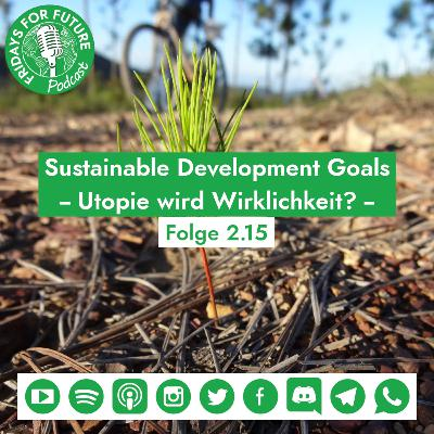2.15 | Sustainable Development Goals