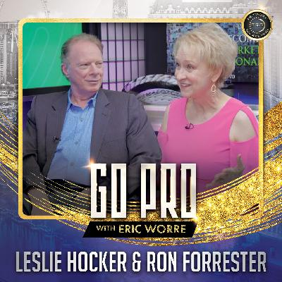 Leslie Hocker & Ron Forrester:  Top Earners Interview
