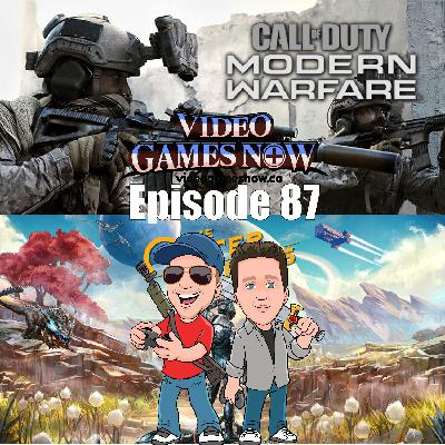 Modern Warfare Campaign is Good? Out Worlds is Out of this World!